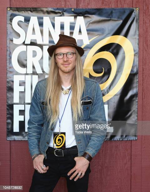 Filmmaker Kai CarlsonWee attends the 2018 Santa Cruz Film Festival on October 4 2018 in Santa Cruz California