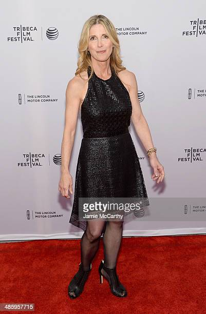 Filmmaker Karen Leigh Hopkins attends the Miss Meadows Premiere during 2014 Tribeca Film Festival at the SVA Theater on April 21 2014 in New York City