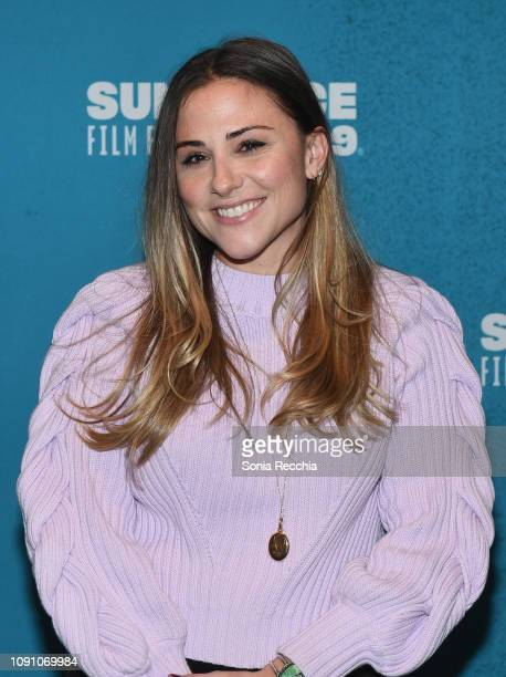 Filmmaker Kate Krieger attends the Indie Episodic Program 2 during the 2019 Sundance Film Festival at Prospector Square Theatre on January 29 2019 in...