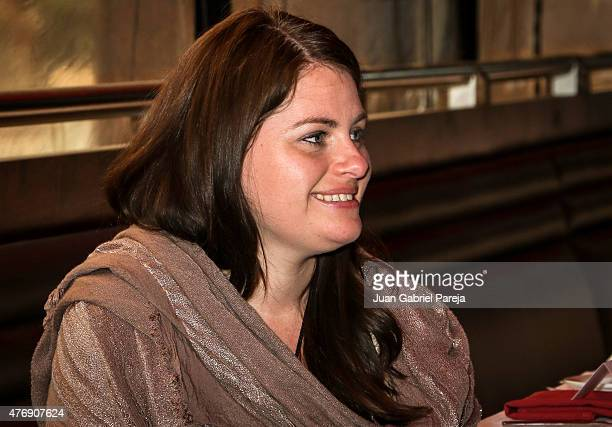 Filmmaker Kate Walker D'Angelo attends the AFS Luncheon during the 2015 Los Angeles Film Festival at Casa Nostra on June 11, 2015 in Los Angeles,...
