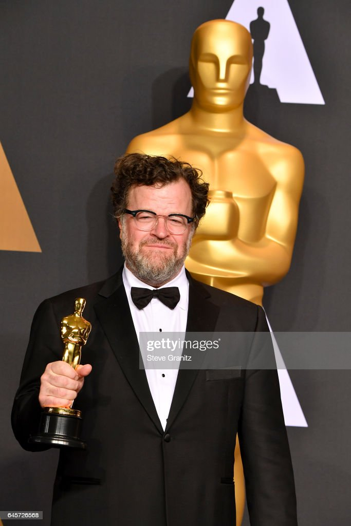 Filmmaker Kenneth Lonergan, winner of the award for Original Screenplay for 'Manchester by the Sea,' poses in the press room during the 89th Annual Academy Awards at Hollywood & Highland Center on February 26, 2017 in Hollywood, California.