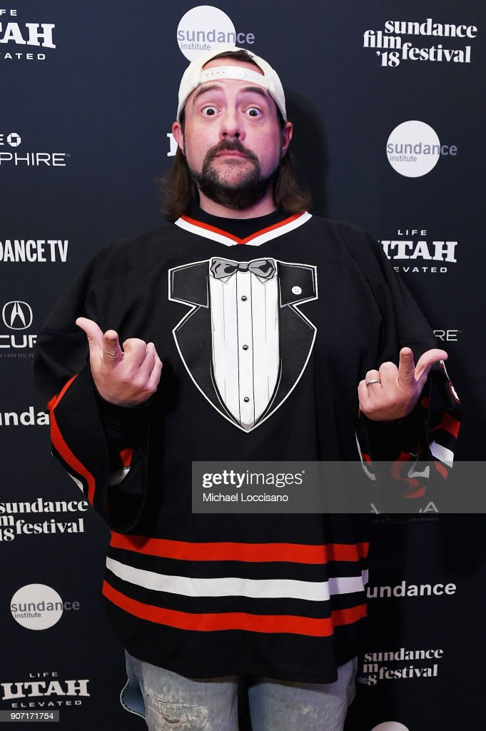 2018 Sundance Film Festival - Cinema Cafe With Will.i.am And Kevin Smith  - Times Talk