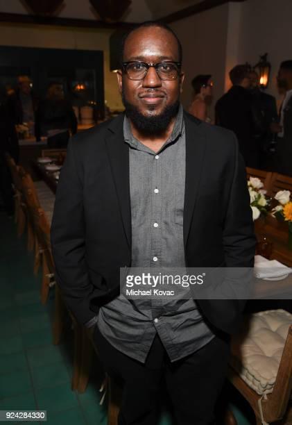 Filmmaker Kevin Wilson attends Grey Goose Jay Ellis Celebrate Oscar Nominee Kevin Wilson on February 25 2018 in Los Angeles California