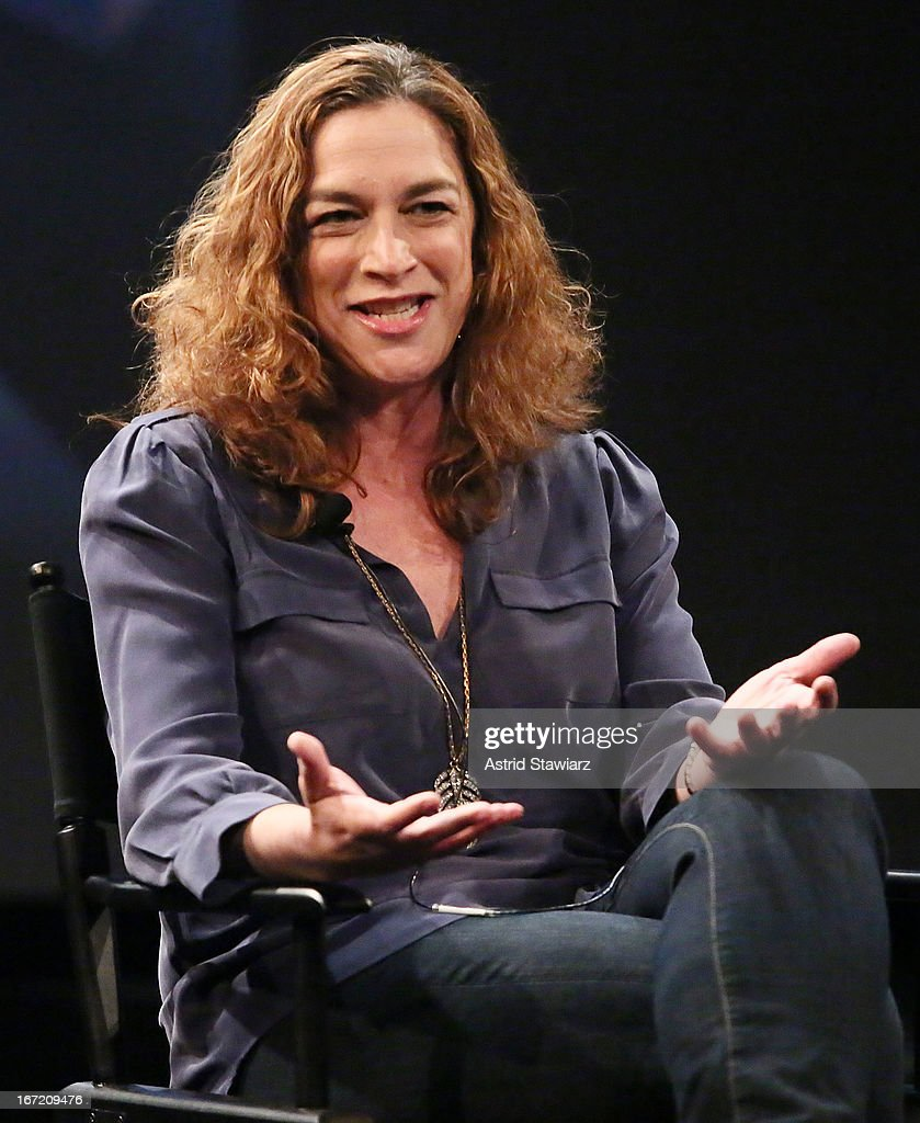 Filmmaker Kristi Jacobson attends the Tribeca Talks: The Business of Entertainment: Truth, Persuasion And Bias In Documentaries event at the 2013 Tribeca Film Festival on April 22, 2013 in New York City.