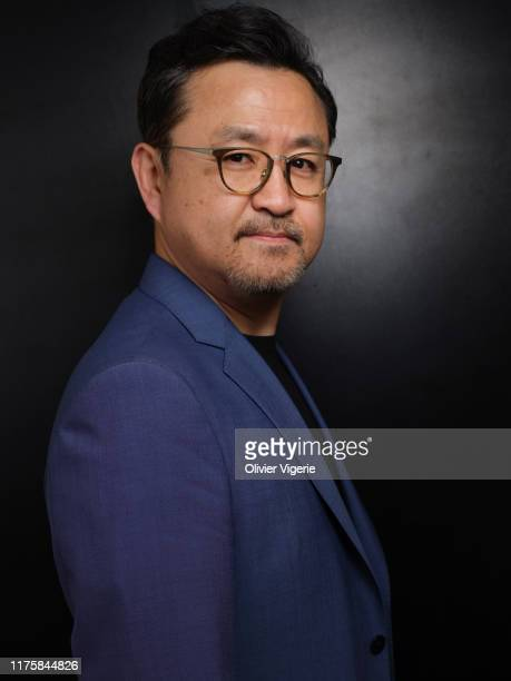 Filmmaker Lee Won-tae from the movie 'The Gangster, The Devil, The Cop' poses for a portrait on May 23, 2019 in Cannes, France.