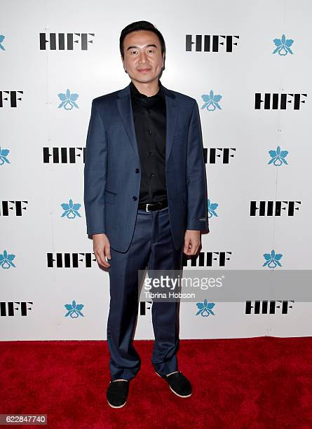 Filmmaker Leo Chiang attends the 2016 Hawaii International Film Festival's Awards Gala at Halekulani Hotel on November 11, 2016 in Honolulu, Hawaii.