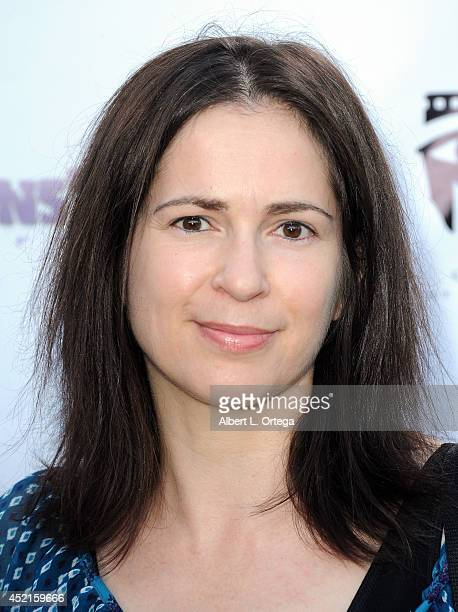 Filmmaker Lexi Alexander arrives for the 2014 Etheria Film Night held at American Cinematheque's Egyptian Theatre on July 12 2014 in Hollywood...