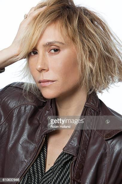 Filmmaker Lily Baldwin is photographed for BAMcinemaFest on June 13, 2016 in New York City.