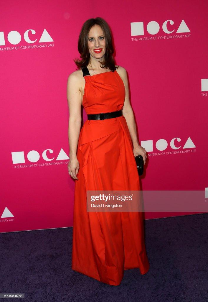 MOCA Gala 2017 - Arrivals : News Photo