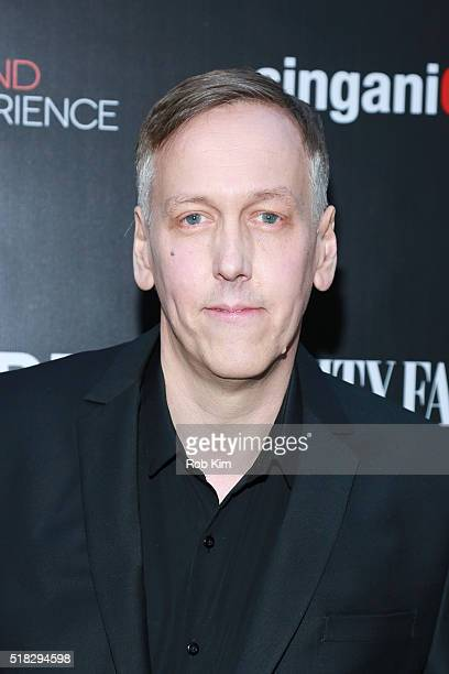 Filmmaker Lodge Kerrigan attends the New York Premiere of 'The Girlfriend Experience' at The Paris Theatre on March 30 2016 in New York City
