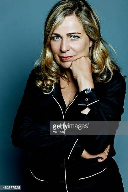 Filmmaker Lone Scherfig is photographed at the Toronto Film Festival for Variety on September 6 2014 in Toronto Ontario