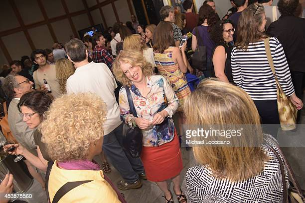 Filmmaker Lori Cheatle attends a special screening of the HBO Documentary Film Captivated The Trials Of Pamela Smart at the Paley Centeron August 13...
