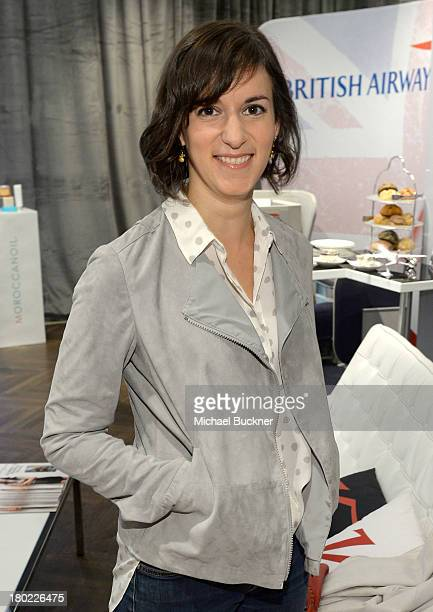 Filmmaker Madeleine Sackler attends the Variety Studio presented by Moroccanoil at Holt Renfrew during the 2013 Toronto International Film Festivalon...