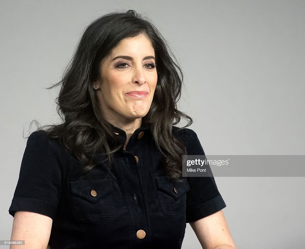 Filmmaker Maril Davis attends Apple Store Soho Presents Meet the Cast: 'Outlander' at Apple Store Soho on April 6, 2016 in New York City.