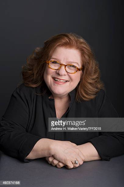 Filmmaker Martha Wollner is photographed for Variety at the Tribeca Film Festival on April 20 2015 in New York City