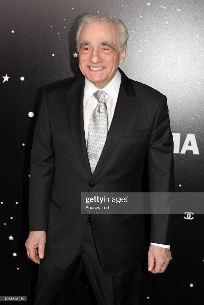 The Museum Of Modern Art Film Benefit Presented By CHANEL: A Tribute To Martin Scorsese - Arrivals : News Photo