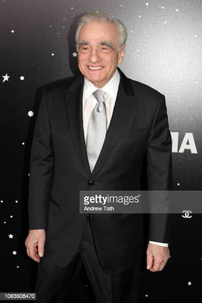 Filmmaker Martin Scorsese attends The Museum Of Modern Art Film Benefit Presented By CHANEL: A Tribute To Martin Scorsese on November 19, 2018 in New...
