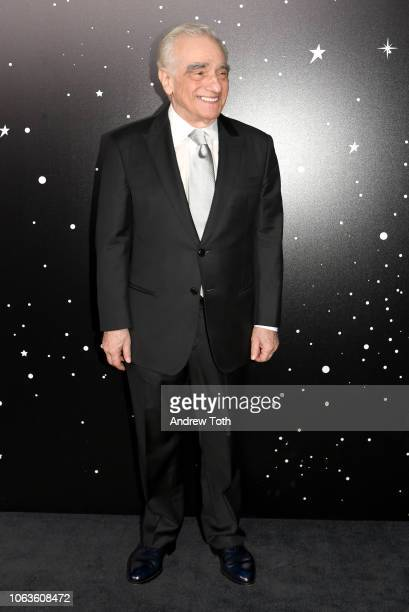 Filmmaker Martin Scorsese attends The Museum Of Modern Art Film Benefit Presented By CHANEL A Tribute To Martin Scorsese on November 19 2018 in New...