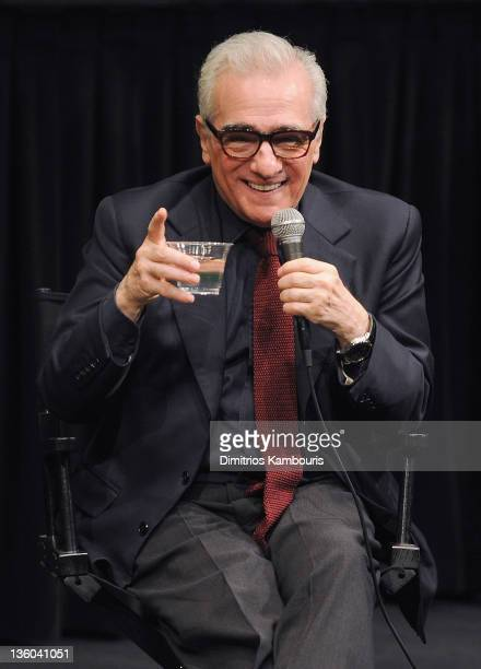 """Filmmaker Martin Scorsese attends the screening of """"Mean Streets"""" at The Film Society of Lincoln Center on December 20, 2011 in New York City."""