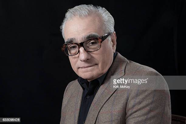 Filmmaker Martin Scorsese is photographed for Los Angeles Times on December 4 2016 in Bel Air California Published Image CREDIT MUST READ Kirk...