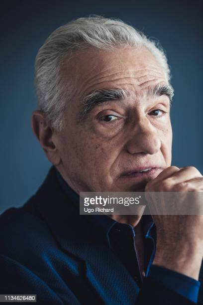 Filmmaker Martin Scorsese poses for a portrait on May, 2018 in Cannes, France. . .