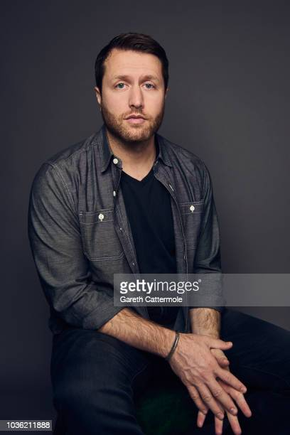 Filmmaker Matthew Heineman from the film 'A Private War' poses for a portrait during the 2018 Toronto International Film Festival at Intercontinental...
