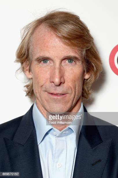 Filmmaker Michael Bay at CinemaCon 2017 Paramount Pictures Presentation Highlighting Its Summer of 2017 and Beyond at The Colosseum at Caesars Palace...