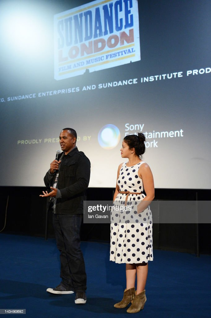 Sundance London - Filly Brown Screening and Q&A : News Photo