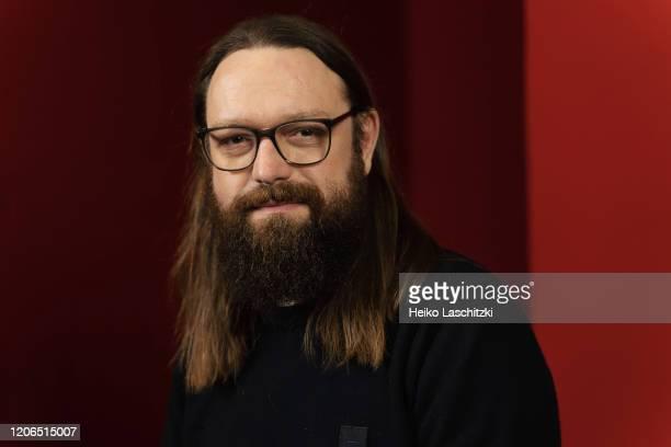 Filmmaker Michael Venus poses for a portrait on February 25 2020 in Berlin Germany