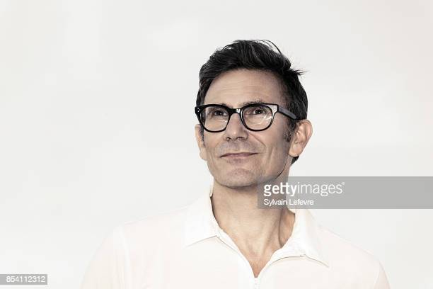 Filmmaker Michel Hazanavicius is photographed for Self Assignment on August 24 2017 in Angouleme France