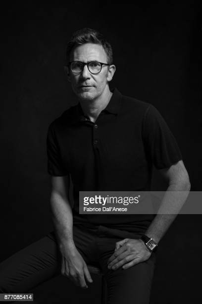 Filmmaker Michel Hazanavicius is photographed on May 4 2017 in Cannes France