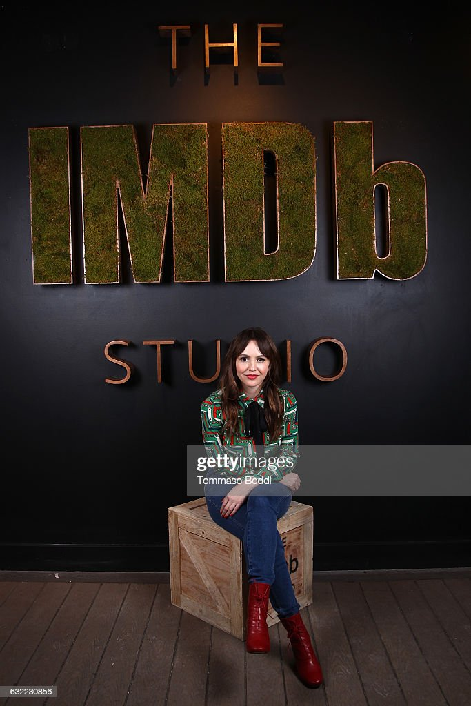 Filmmaker Michelle Morgan of 'L.A. Times' attend The IMDb Studio featuring the Filmmaker Discovery Lounge, presented by Amazon Video Direct: Day One during The 2017 Sundance Film Festival on January 20, 2017 in Park City, Utah.