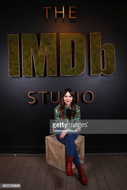 Filmmaker Michelle Morgan of LA Times attend The IMDb Studio featuring the Filmmaker Discovery Lounge presented by Amazon Video Direct Day One during...