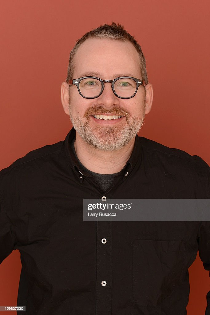 Filmmaker Morgan Neville poses for a portrait during the 2013 Sundance Film Festival at the Getty Images Portrait Studio at Village at the Lift on January 21, 2013 in Park City, Utah.