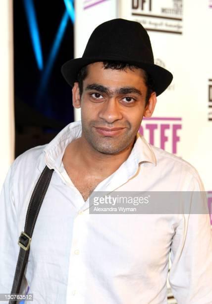 Filmmaker Namir Abdel Messeh attends Closing Night Ceremony during day 5 of the 2011 Doha Tribeca Film Festival at KOAT on October 29 2011 in Doha...