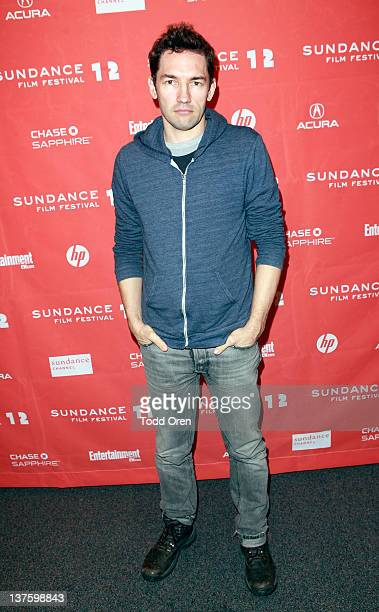 Filmmaker Nash Edgerton attends the Safety Not Guaranteed premiere during the 2012 Sundance Film Festival held at Prospector Square Theatre on...