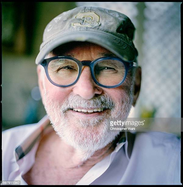 Filmmaker Norman Jewison is photographed for The Globe and Mail on July 16, 2016 in Toronto, Ontario.
