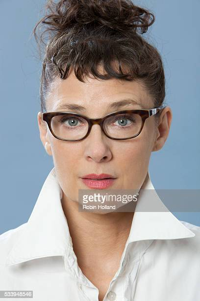 Filmmaker novelist Rebecca Miller is photographed for MovieMaker on March 14 in New York City PUBLISHED IMAGE