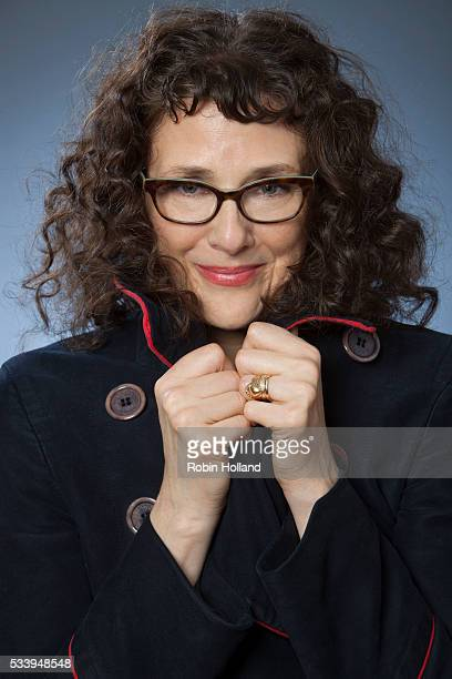 Filmmaker novelist Rebecca Miller is photographed for MovieMaker on March 14 in New York City