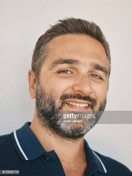 Filmmaker Olivier Nakache is photographed for Self Assignment on May 19 2017 in Cannes France