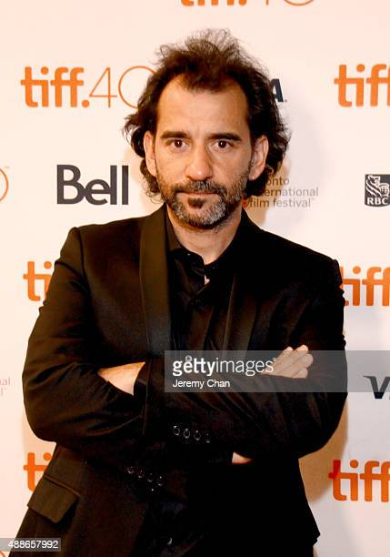 Filmmaker Pablo Trapero attends 'The Clan' photo call at The Elgin on September 16 2015 in Toronto Canada