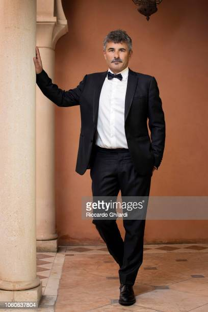 Filmmaker Paolo Genovese is photographed for Self Assignment on September 2018 in Venice Italy