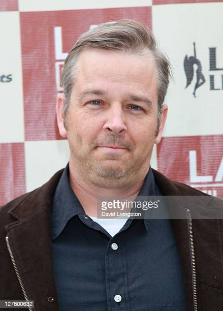 Filmmaker Patrick Creadon attends the Money Talks & Art Matters panel discussion sponsored by LMU School of Film and Television during the 2011 Los...