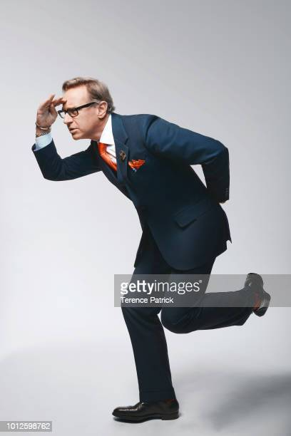 Filmmaker Paul Feig is photographed for Wired Magazine on May 17, 2016 in Los Angeles, California. Filmmaker Paul Feig is photographed for Wired...