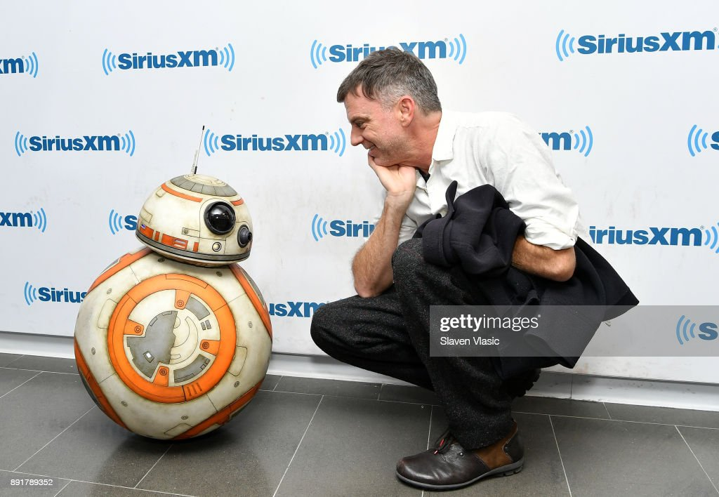Celebrities Visit SiriusXM - December 13, 2017