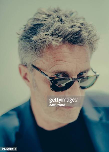 Filmmaker Pawel Pawlikowski is photographed for Grazia Daily on May 2018 in Cannes France