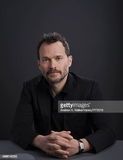 Filmmaker Peter Hutchinson is photographed for Variety at the Tribeca Film Festival on April 19, 2015 in New York City.