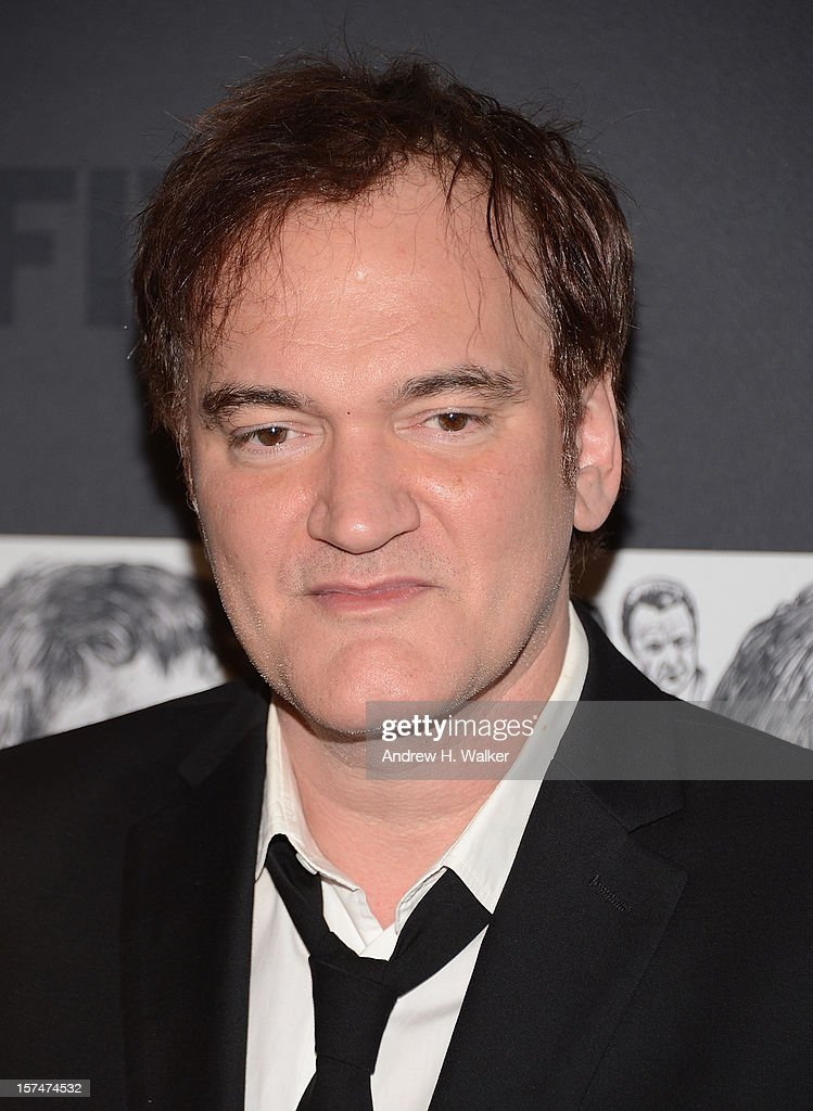 Filmmaker Quentin Tarantino attends The Museum of Modern Art Film Benefit Honoring Quentin Tarantino at MOMA on December 3, 2012 in New York City.
