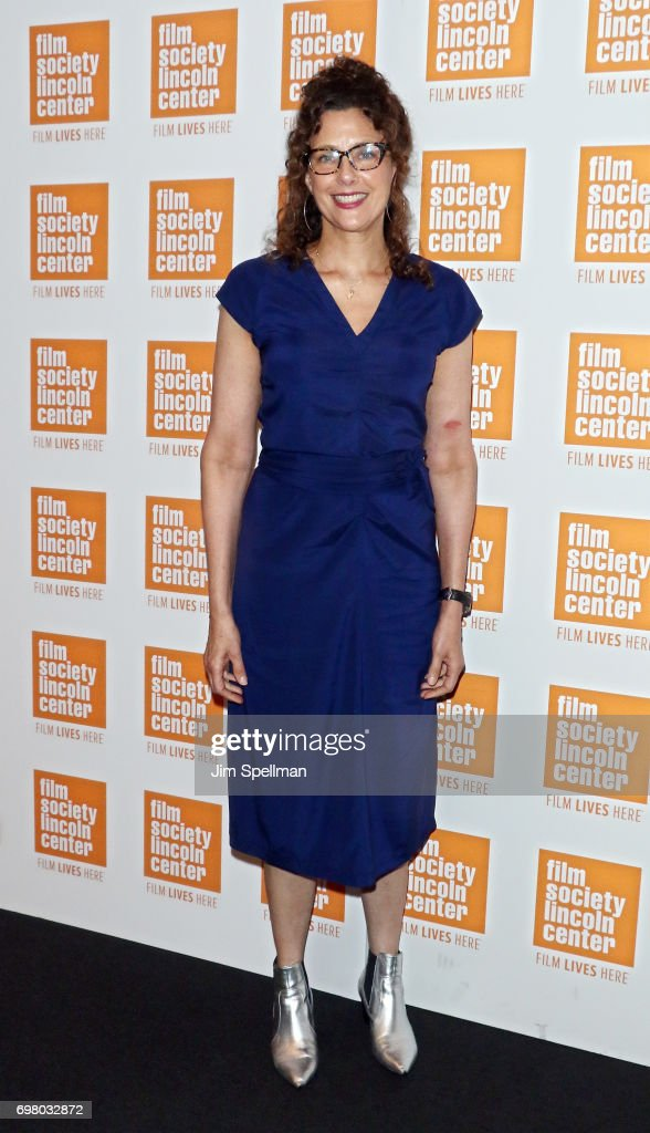 Filmmaker Rebecca Miller attends An Evening For Film In Education hosted by the The Film Society of Lincoln Center at Walter Reade Theater on June 19, 2017 in New York City.