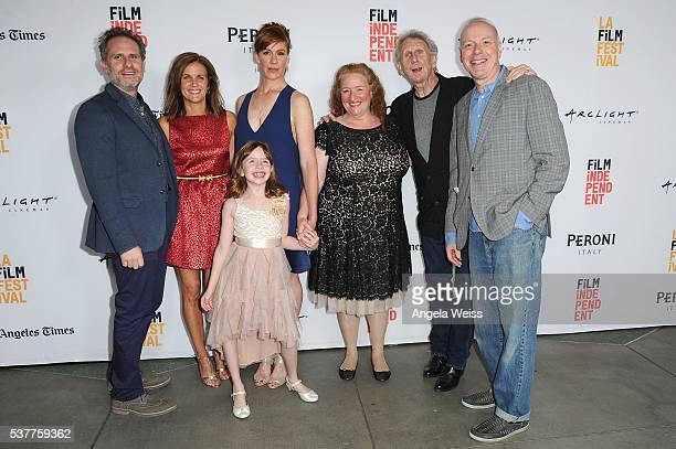 Filmmaker Remy Auberjonois actress Kirsten Gregerson actress Sunde Auberjonois actress/writer Kate Nowlin actress Rusty Schwimmer actor Rene...